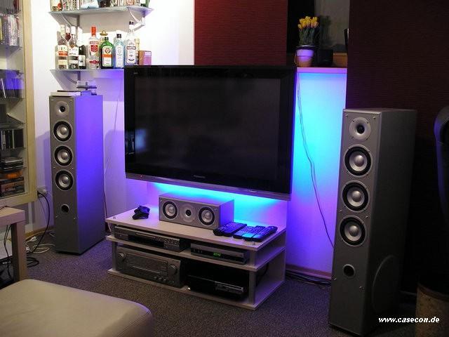Tv rack selber bauen  Hifi/TV-Rack Selbstbau *PIX* - Selbstgebautes - Aqua Computer Forum